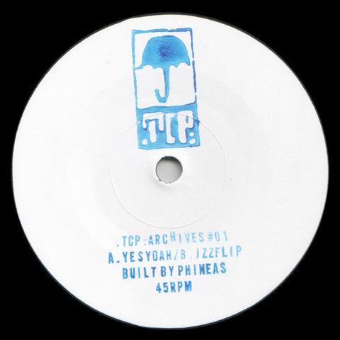 "TCP - Archives #01 [7"" Vinyl]"