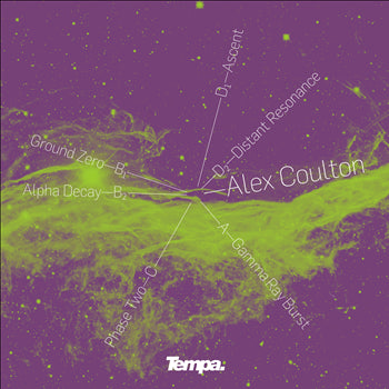 "Alex Coulton - Gamma Ray Burst [2x12"" Vinyl] , Vinyl - Tempa, Unearthed Sounds"