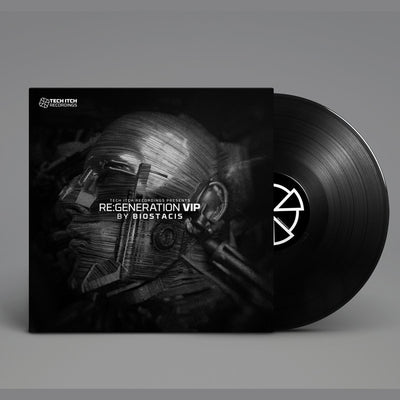 Technical Itch & Ice Minus Present Biostacis - Re:Generation 2xLP - Unearthed Sounds