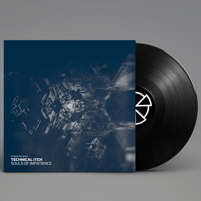 Technical Itch - Souls of Impatience EP , Vinyl - Tech Itch Records, Unearthed Sounds
