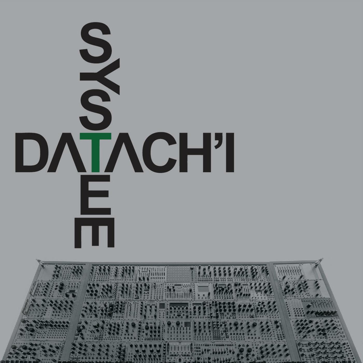"Datach'I – System [2x12"" LP] , Vinyl - Timesig, Unearthed Sounds"