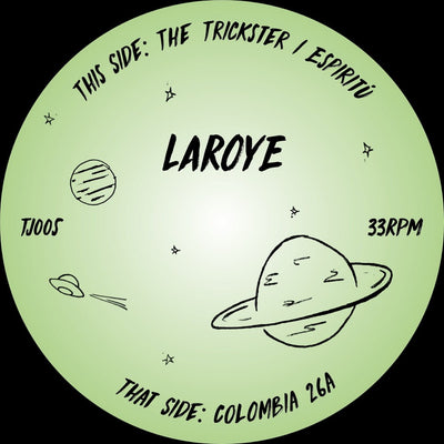 Laroye - Colombia 26a - Unearthed Sounds