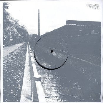 Don Williams ‎- Revised EP [w/ Mark Broom & Shinedoe Remixes] , Vinyl - Tokomak, Unearthed Sounds
