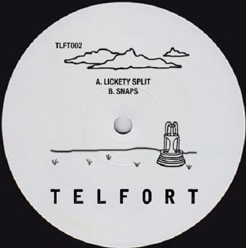 Telfort - Lickety Split / Snaps , Vinyl - No Label, Unearthed Sounds