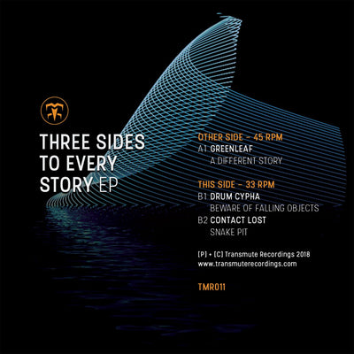 Various Artists - Three Sides To Every Story