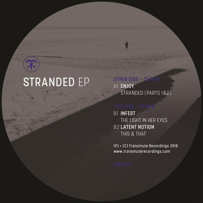 Various Artists - Stranded EP - Unearthed Sounds, Vinyl, Record Store, Vinyl Records