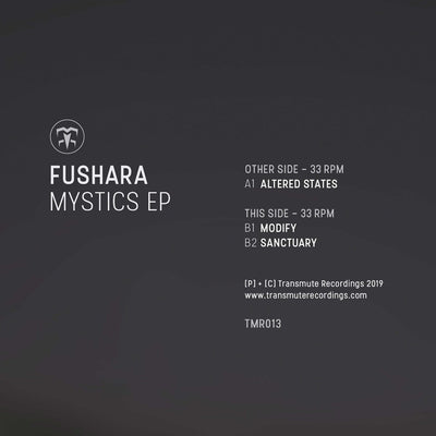 Fushara - The Mystics EP - Unearthed Sounds, Vinyl, Record Store, Vinyl Records