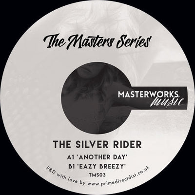 The Silver Rider - The Masters Series 03 , Vinyl - Masterworks Music, Unearthed Sounds