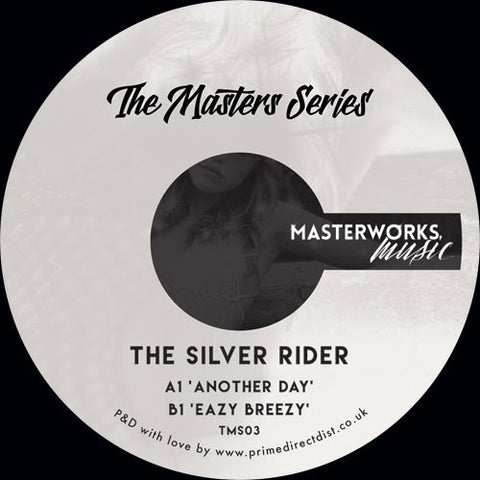 The Silver Rider - The Masters Series 03