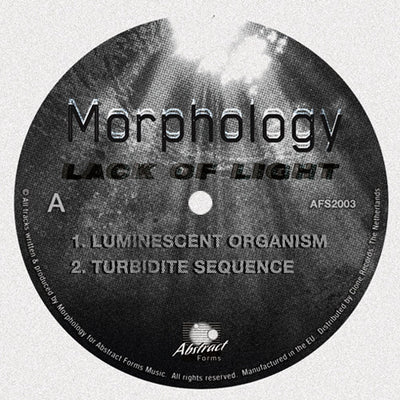 Morphology - Lack of Light - Unearthed Sounds