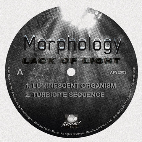 Morphology - Lack of Light