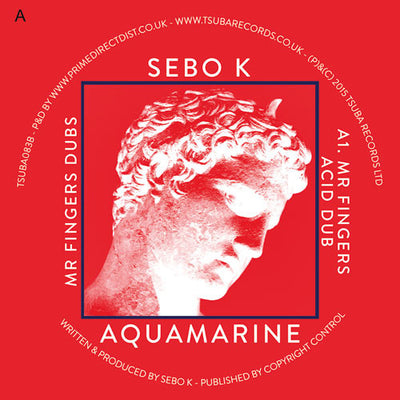 Sebo K - Aquamarine (Mr Fingers Dubs) - Unearthed Sounds