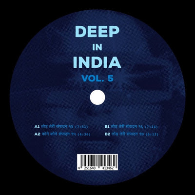Todh Teri - Deep In India Vol.5 - Unearthed Sounds, Vinyl, Record Store, Vinyl Records