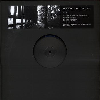 "Various Artists - Tokomak Remix Tribute [One Sided 12""]"