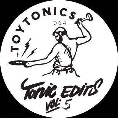 Coeo - Tonic Edits Vol. 5 - Unearthed Sounds, Vinyl, Record Store, Vinyl Records