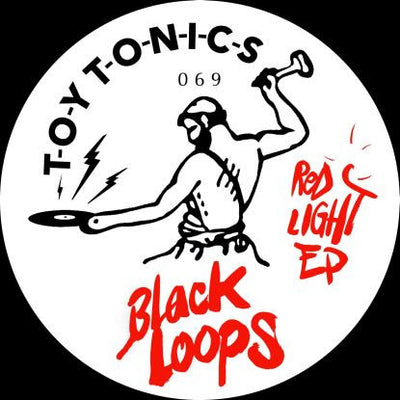 Black Loops - Red Light Ep - Unearthed Sounds