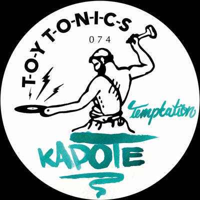 Kapote - Temptation - Unearthed Sounds