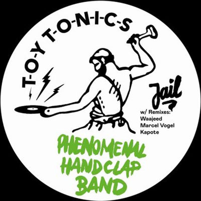 Phenomenal Handclap Band - Jail [w/ Waajeed & Marcel Vogel Remixes]