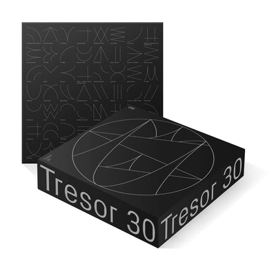 "Various Artists - Tresor 30 [12 x 180g 12"" Boxset w/ Booklet, Poster, Stickers & Download] - Unearthed Sounds"