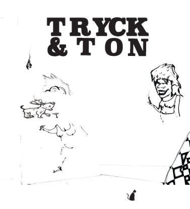 Tryck & Ton - 002 , Vinyl - Tryck and Ton, Unearthed Sounds