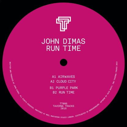 John Dimas - Run Time