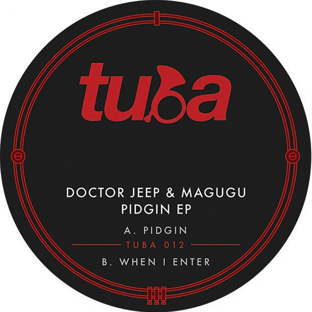 Doctor Jeep & Magugu - Pidgin EP