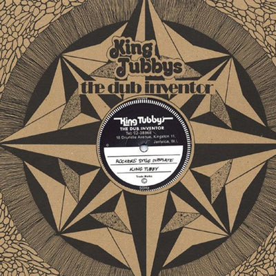 "Augustus Pablo & King Tubby - Rockers Style [10"" Vinyl] - Unearthed Sounds"
