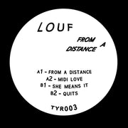 Louf - From a Distance EP