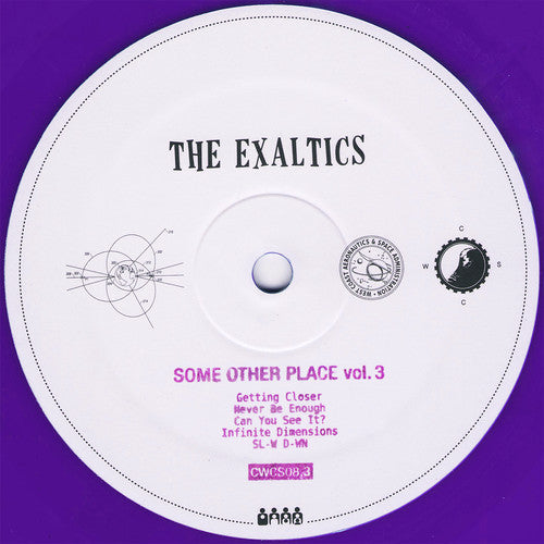 The Exaltics - Some Other Way Vol. 3 - Unearthed Sounds