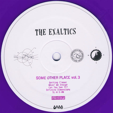 The Exaltics - Some Other Way Vol. 3
