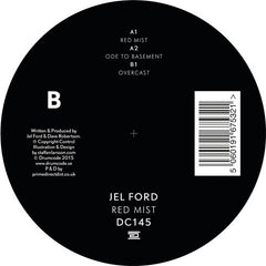 Jel Ford - Red Mist - Unearthed Sounds