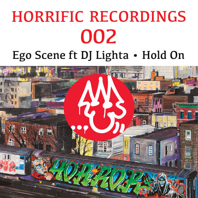 Ego Scene (Response) - Hold On / Aidens Tune - Unearthed Sounds, Vinyl, Record Store, Vinyl Records