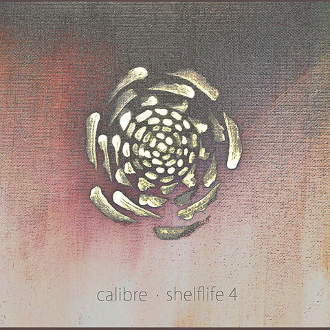 "Calibre - Shelflife 4 - 4x12"" Vinyl (inc. Download Card)"