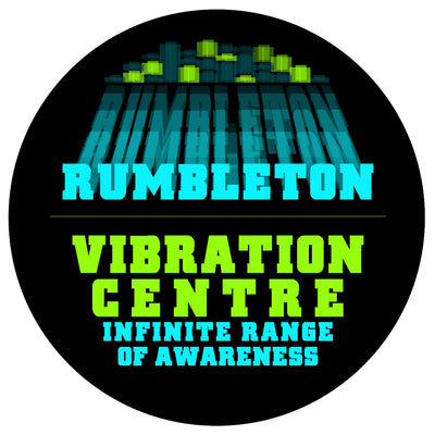 Rumbleton - Vibration Centre / Infinite Range of Awareness - Unearthed Sounds