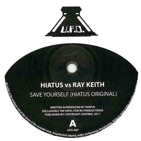 Hiatus vs Ray Keith - Save Yourself