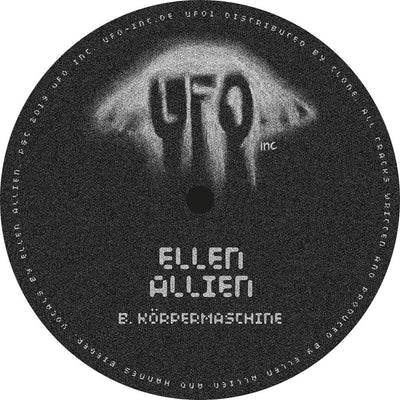 Ellen Allien - UFO - Unearthed Sounds