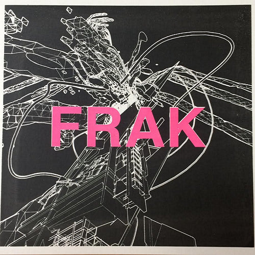 Frak - UH006 , Vinyl - Ultimate Hits, Unearthed Sounds