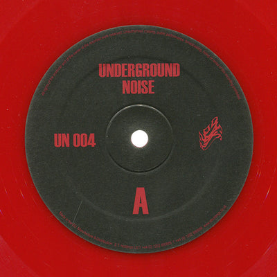 "Spirit - One Two / Strange Days [UN004] Red 12"" Vinyl - Unearthed Sounds"