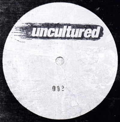 Unknown Artist - UNCULTURED002 - Unearthed Sounds
