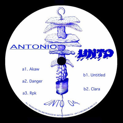 Antonio - Antonio EP - Unearthed Sounds