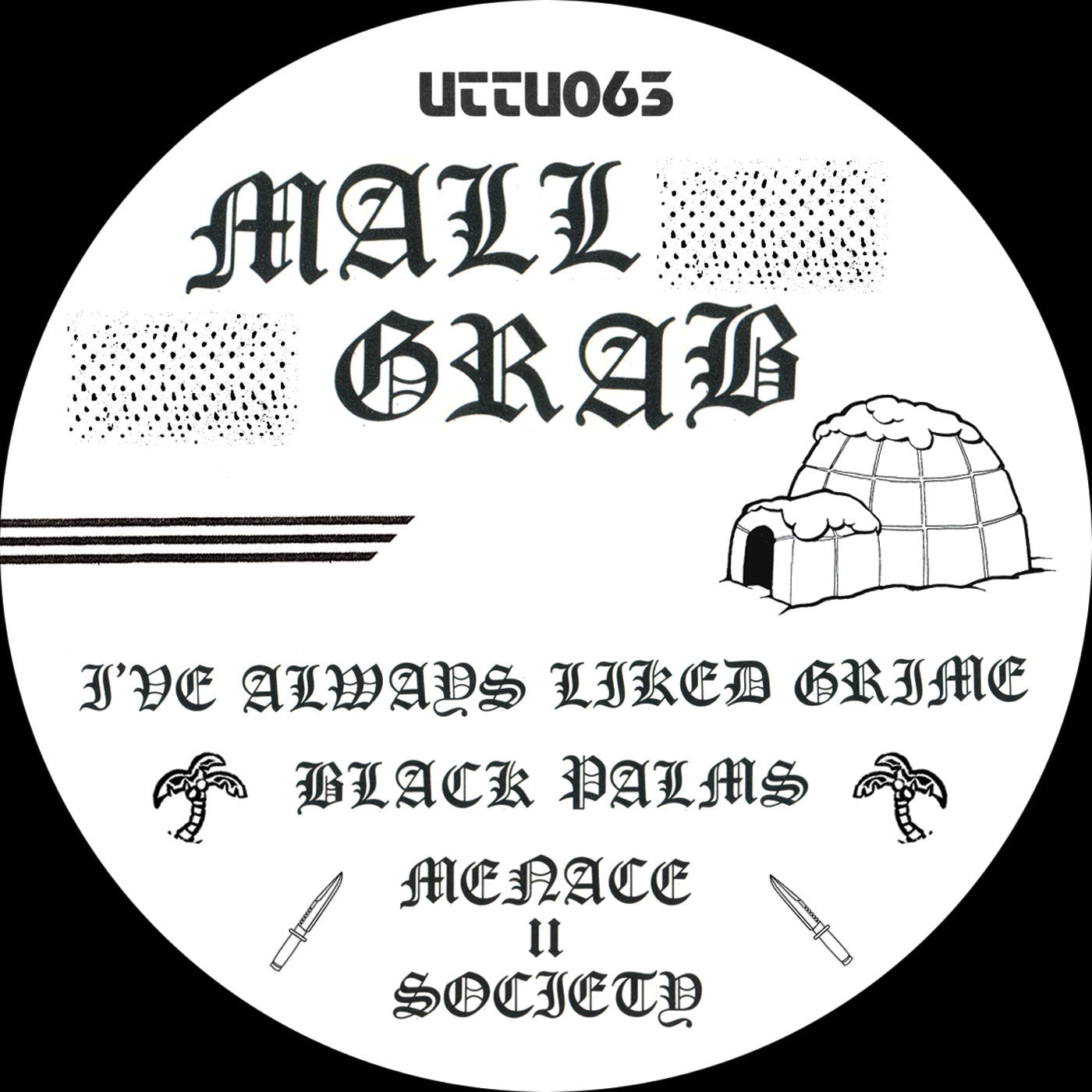 Mall Grab - Menace II Society , Vinyl - Unknown To The Unknown, Unearthed Sounds