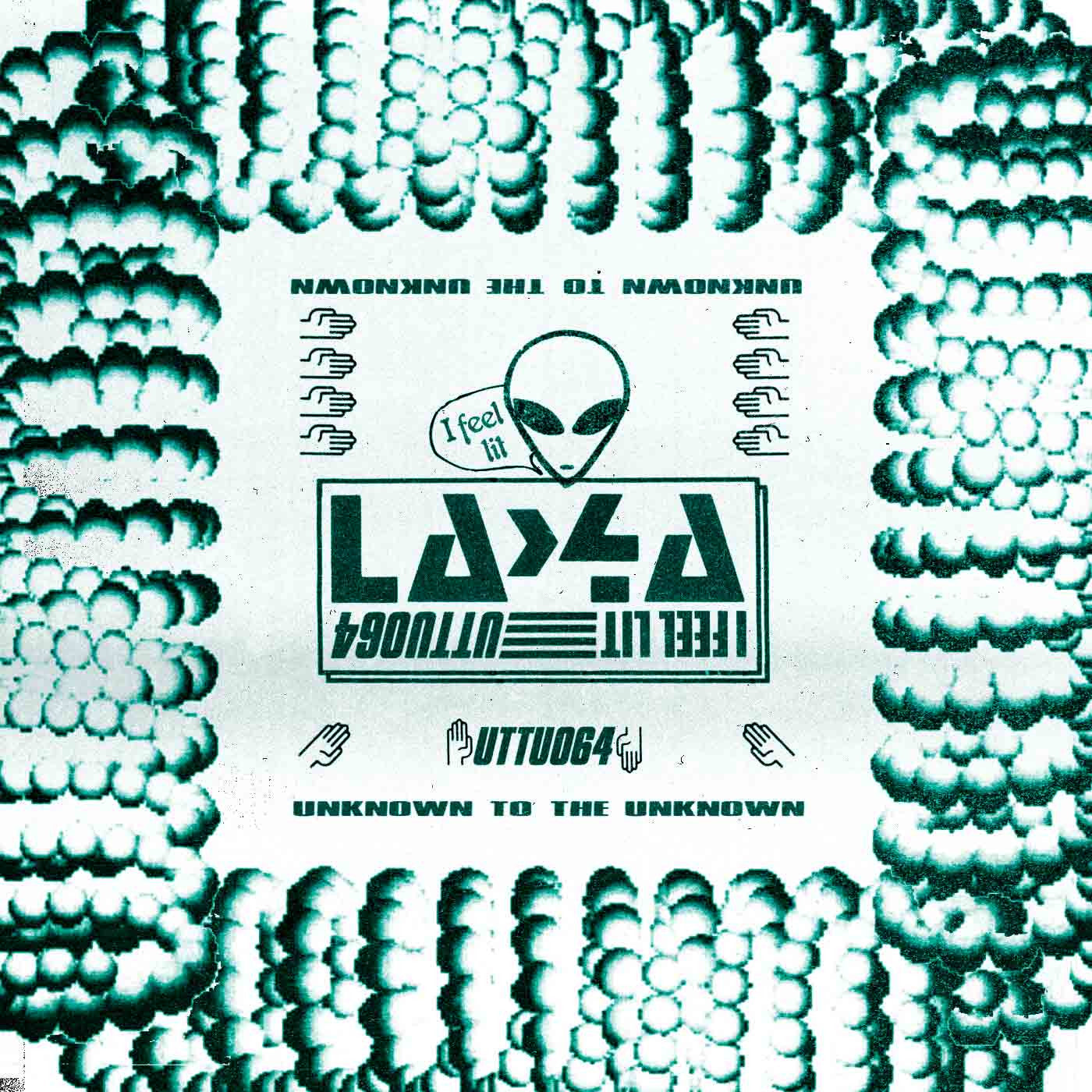 LA-4A - I Feel Lit // Alden Tyrell Remix , Vinyl - Unknown To The Unknown, Unearthed Sounds