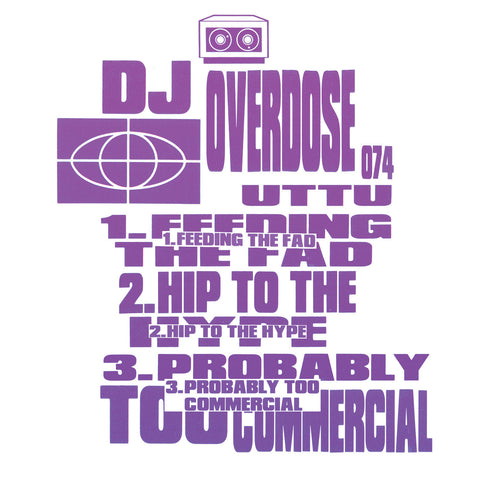 DJ Overdose - Feeding the Fad