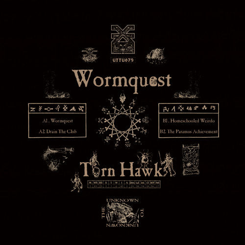 Torn Hawk - Wormquest EP