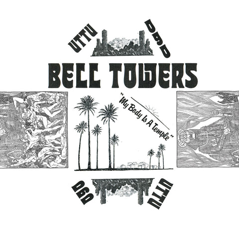Bell Towers - My Body is a Temple (w/ Andras Remix)