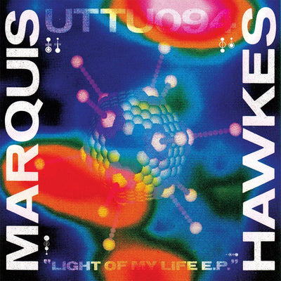 Marquis Hawkes - Light Of My Life EP - Unearthed Sounds