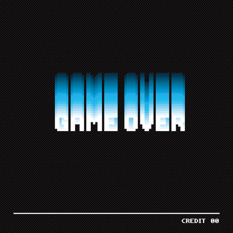 "Credit 00 - Game Over [3x12"" Vinyl]"