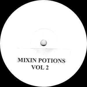 Artist Formerly Known As P.P. ‎– Mixin Potions Vol 2 - Unearthed Sounds