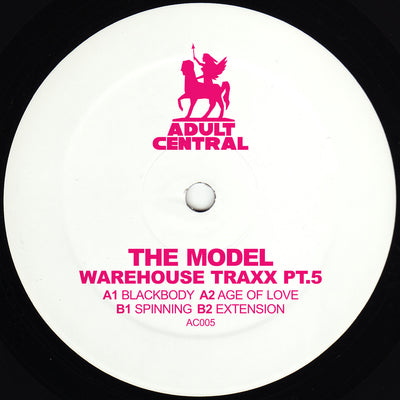 The Model - Warehouse Traxx, Pt. 5 - Unearthed Sounds