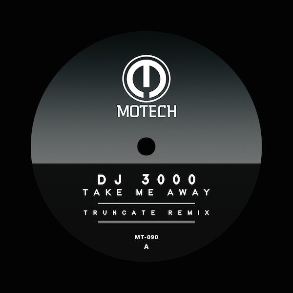 DJ 3000  - Take Me Away - Unearthed Sounds